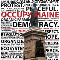 OccupyMaine Images