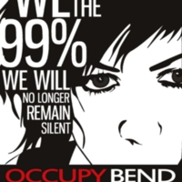 Occupy Bend Fliers