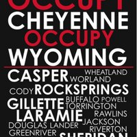 Occupy Cheyenne Fliers