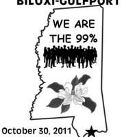 Occupy Biloxi Fliers