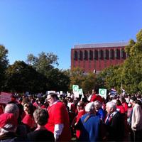 Occupy DC Noviembre 3, 2011