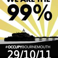 Occupy Bournemouth Fliers