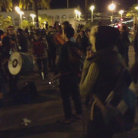 #OccupySF at 4:00am